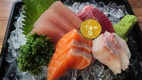 生魚片(圖/pixabay)