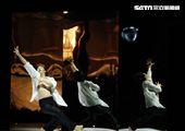 雲門舞集創辦人暨藝術總監林懷民卸任前最後戶外公演,感謝觀眾龐大力量支持雲門。(記者邱榮吉/攝影)