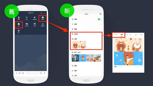 LINE,iOS,愛瘋,蘋果,iPhone,更新