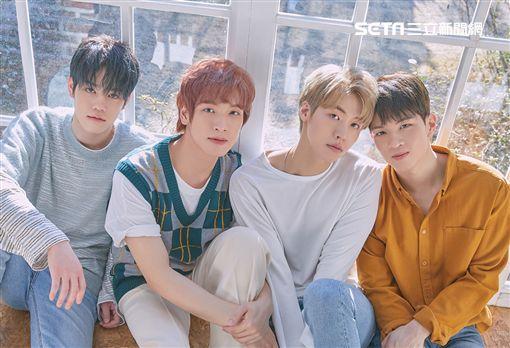 ▲南韓流行搖滾樂團「N.Flying」(圖/亞士傳媒提供)