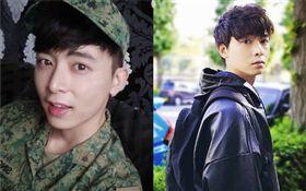 新加坡男星馮偉衷赴海外教召受傷不治。IG