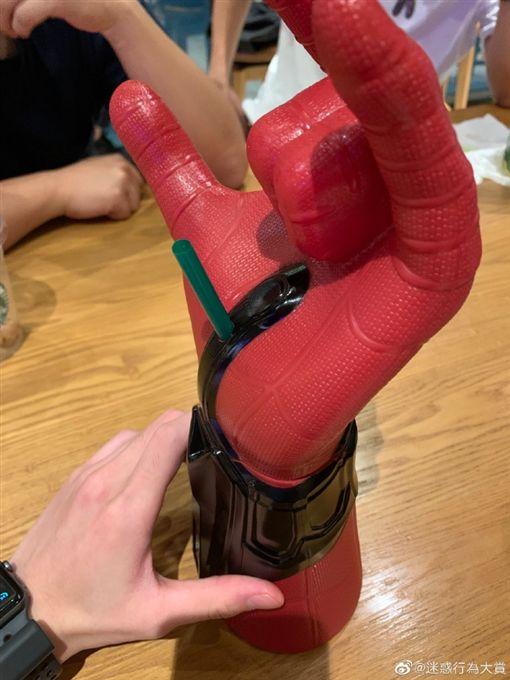 蜘蛛人環保杯/「迷惑行為大賞」微博