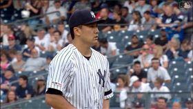 ▲田中將大7月連2場先發投不滿5局。(圖/翻攝自MLB官網)