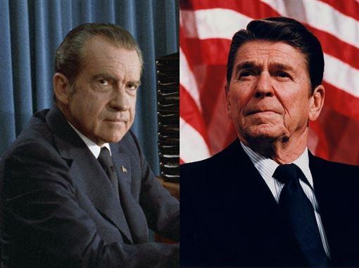 美國,雷根,尼克森,非洲國家,棄台挺中