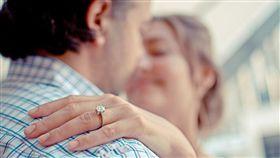 求婚、鑽戒/pixabay