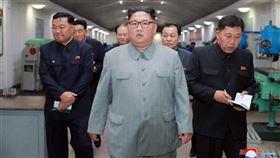北韓,北韓中央通信社,金正恩,火箭發射系統,作戰效果