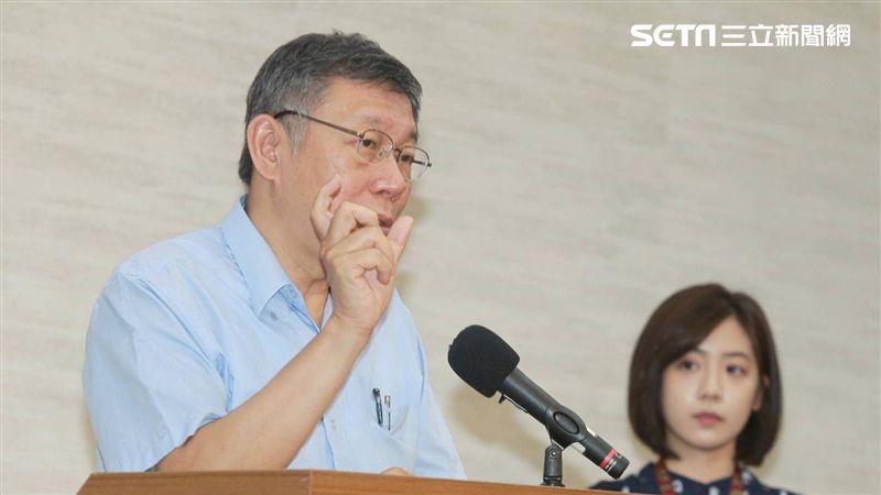 柯文哲組黨/蔡英文問「台灣價值」?柯P答題了提這7項…