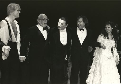 歌劇魅影,名導演,哈洛德.普林斯,不敵病魔,辭世