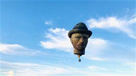 台東梵谷熱氣球