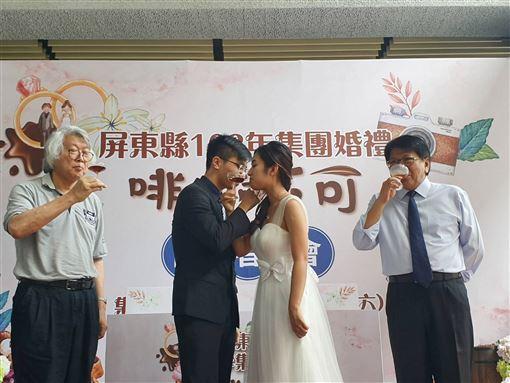屏東縣,屏東演藝廳廣場,同婚合法,同婚新人,集團婚禮