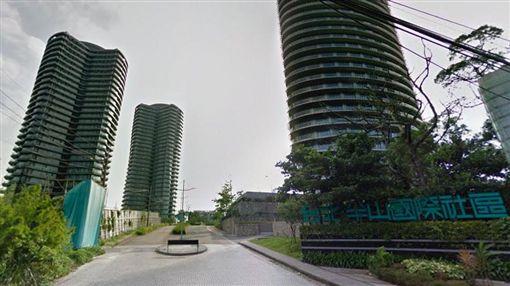 淡水小坪頂。(圖/翻攝自GoogleMap)