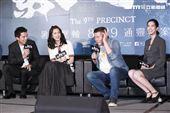 《第九分局》上映記者會,主演劉奕兒、邱澤、溫貞菱、澎恰恰 。(圖/記者林士傑攝影)