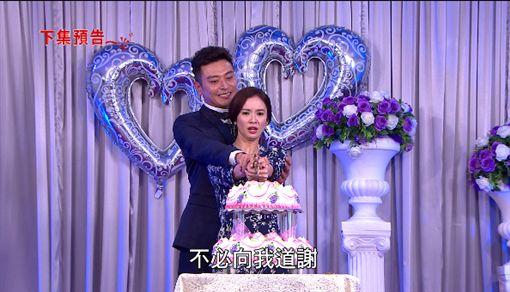 王宇婕,炮仔聲,結婚,婚紗,陳冠霖
