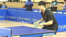 全運會資格賽登場!江宏傑代表台南出賽 長庚科大迎桌球賽