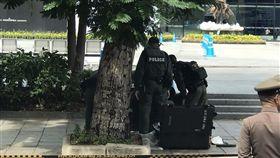 泰國,曼谷,爆炸,清潔工,外交部長會議