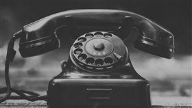 電話。(圖/Pixabay)