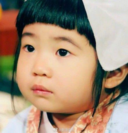 曹格女兒Grace/微博