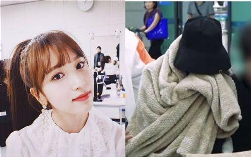 TWICE,Mina/翻攝自YouTube、IG
