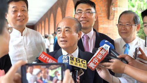 為郭台銘量身?柯:台民黨允許「雙重黨籍」