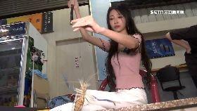 釣蝦界女神1800