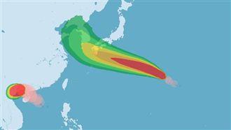 西部午後防雷雨 又有熱帶擾動恐成颱