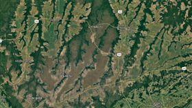 巴西馬托格羅索州。(圖/翻攝自Google map)