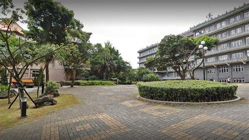 台北,高院,文化大學,恐嚇,情傷(圖/翻攝google)