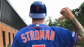 ▲史卓曼(Marcus Stroman)。(圖/取自推特)