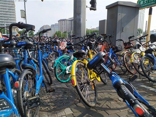 中國,共享,單車,素質,低落