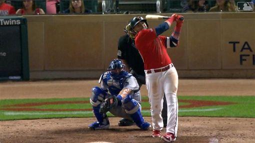 ▲克魯茲(Nelson Cruz)本季第3次單場5分打點。(圖/翻攝自MLB官網)