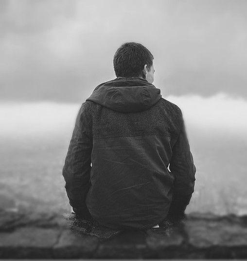背影,老公,冷戰,男生(圖/翻攝自Pixabay)