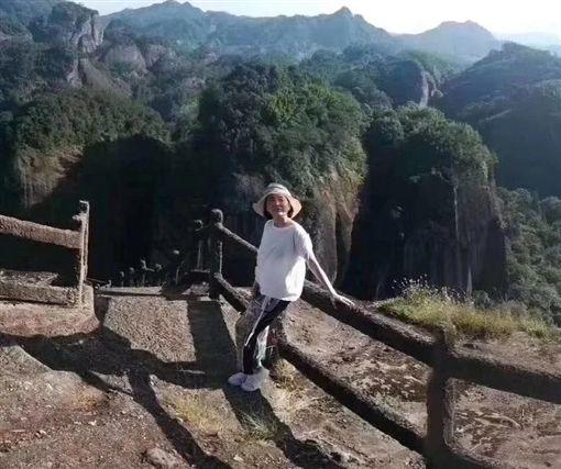 林青霞 圖/微博