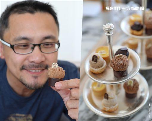 陳耀恩,Ean Chen,里昂,Outlet,The Village Outlet,甜點,Angélina 圖/勿用