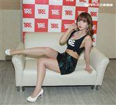 AV女優三上悠亞接受三立新聞網專訪。(記者邱榮吉/攝影)