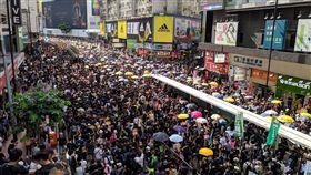 香港反送中 圖翻攝自民間人權陣線 Civil Human Rights Front臉書