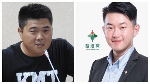 陳柏惟、顏寬恆(翻攝自臉書)