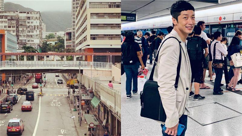 港有難!他一句「香港就是家」惹哭網