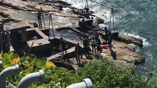氧氣瓶沒氣?!基隆潮境公園潛水客溺水命危