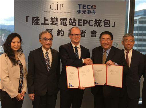 CIP,東元,統包,2019,梭工