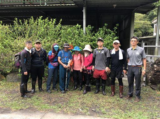 宜蘭,登山客,迷途,古魯山徑,救援隊