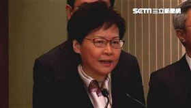 回應香港三罷 林鄭月娥記者會