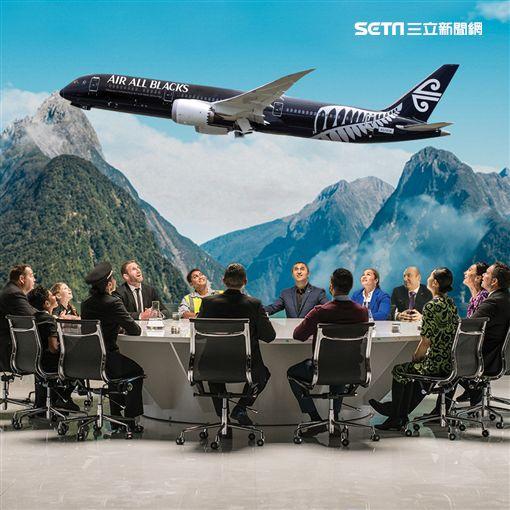 紐西蘭航空,飛安宣導短片,全黑航空,Air All Blacks