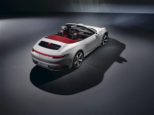 ▲Porsche 911 Carrera Cabriolet。(圖/Porsche提供)