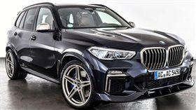 ▲AC Schnitzer推出BMW X5改裝套件(圖/翻攝網路)