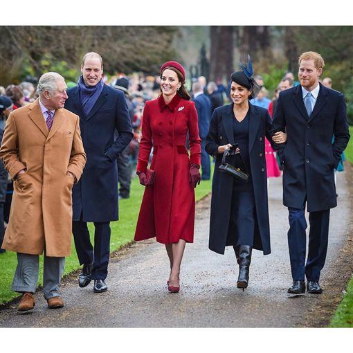 哈利王子,兒子,梅根,英國,凱特/翻攝自IG