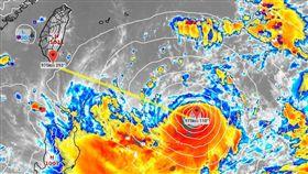 颱風,利奇馬颱風,利奇馬,彭啟明,陸上颱風警報