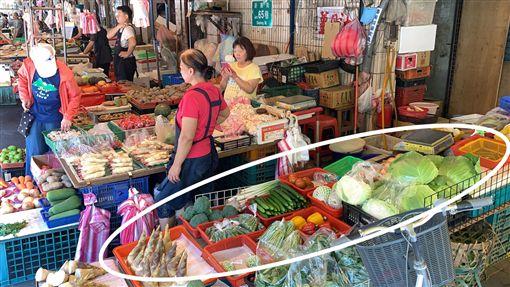 台北,民生社區,萬年祥,萬少丞,新東市場,松山。翻攝畫面