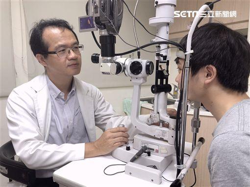 光田綜合醫院,眼科,蔡明輝,眼睛,太陽光,視網膜,輻射