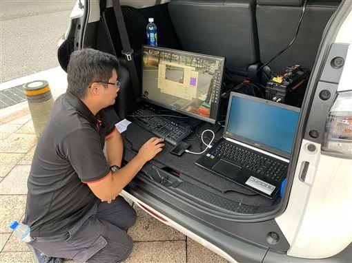 ▲全球第一套檢測噪音的聲音照相系統。(圖/翻攝網站)