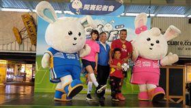 ▲MINI CUP迷你足球賽正式開放報名。(圖/記者林辰彥攝影)